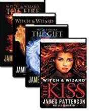 Complete Series Witch & Wizard (Witch & Wizard, The Gift, The Fire, The Kiss) (Witch & Wizard)