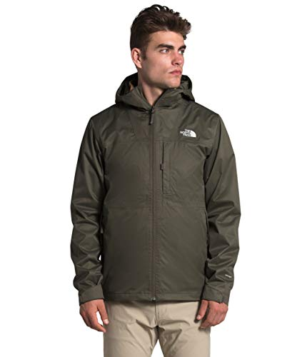 The North Face Men's Arrowood Triclimate Jacket, New Taupe Green/Utility Brown, S