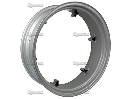 Compatible with Ford Rim, Rear, 10 X 28, 6 Loops S.61966 NCA1020B