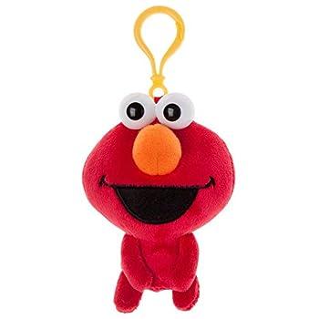 GUND Elmo Backpack Clip - Emoji
