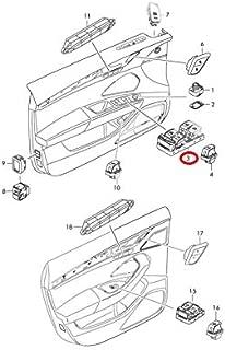 GoGoEu Interruptor elevalunas el/éctrico para Camiones FH9 FH12 FH16 NH12 Oe 21543901