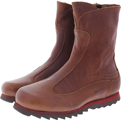 Snipe / Modell: Rippel Sport Stiefel/Cuero-Braun/Leder/Art: 42760-003 / Damen Stiefel Größe 41 EU