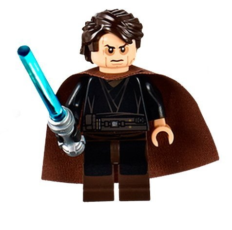 Lego Star Wars Darth Vader / Anakin Skywalker Minifigure