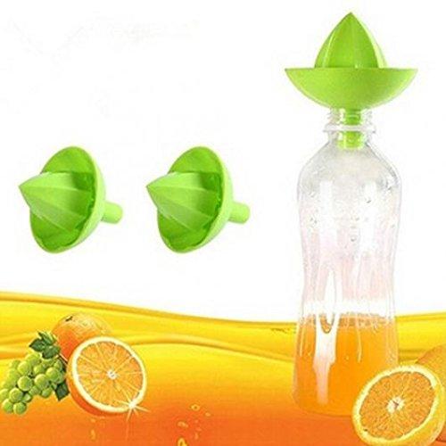 Uticon Manuelle Saftpresse, 1 Stück, tragbares Handwerkzeug, Zitronensaft, Orangenpresse, Zitruspresse, Zitruspresse