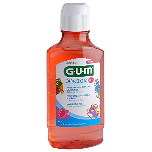 Sunstar -  GUM Junior Monster