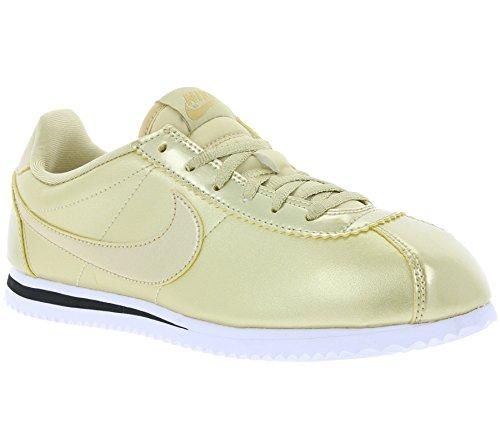 Nike 859569-900, Zapatillas de Deporte Niña, Dorado (Mtlc Gold Star/Mtlc Gold Star), 36 EU