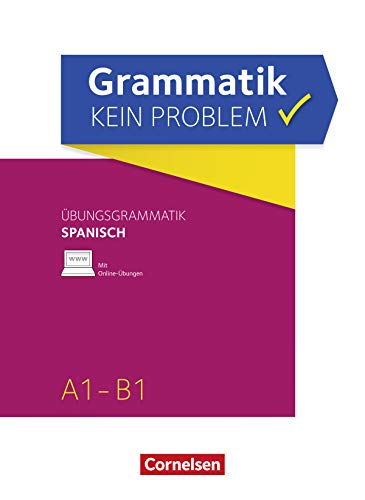 Grammatik - kein Problem / A1-B1 - Spanisch: Übungsgrammatik (Spanish Edition)