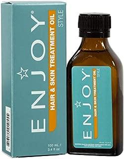 Enjoy - Hair and Skin Treatment Oil (3.4 oz.) 1 pcs sku# 1897872MA