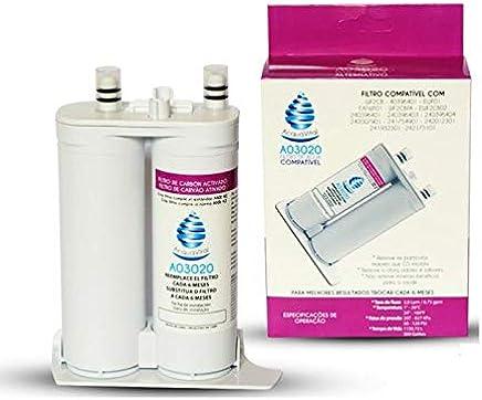 Filtro Interno para refrigerador Electrolux A03020 WF-51569C