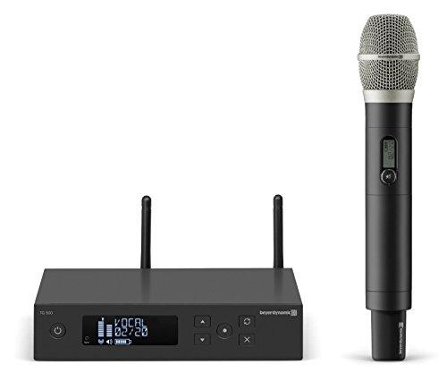 Beyerdynamic TG 556 Draadloze microfoon voor spraak 1780-1810 MHz.