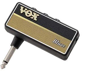 VOX amPlug2 AP2-BL Guitar Headphone Amplifier - Blues from VOX