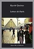 Lettres de Paris 1880-1897