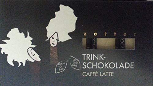 Zotter · Trink - Schokolade · Caffe Latte 5er Pack (5x 22g)