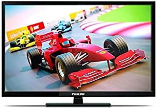 Nikai 32 Inch LED Standard TV Black - NTV3272LED9