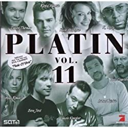 (Compilation CD, 40 Tracks, Various, Randy Crawford Permanent etc.) Dante Thomas - Miss California / Eric Clapton - I Ain't Gonna Stand For It / Titiyo - Come Along / R.E.M. - Imitation Of Life / Melanie Thornton - Heartbeat / Natalie Cole - Livin' For Love u.a.