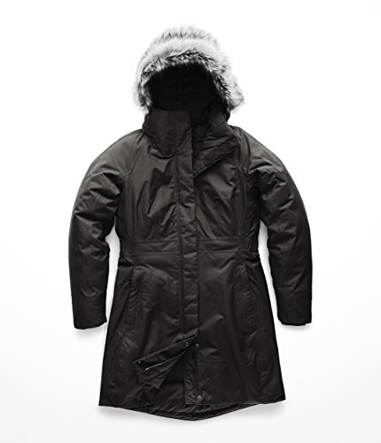 The North Face Women's Arctic Parka II, TNF Black, Large