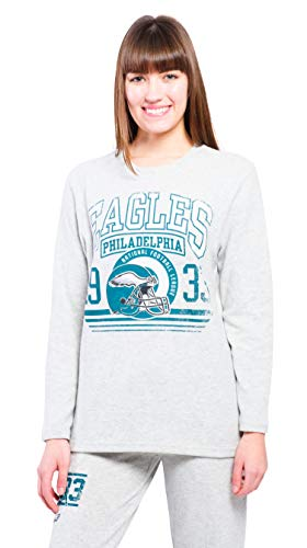 Ultra Game NBA Womens Super Soft Sleepwear Pajama Loungewear Tee Shirt Nightgown