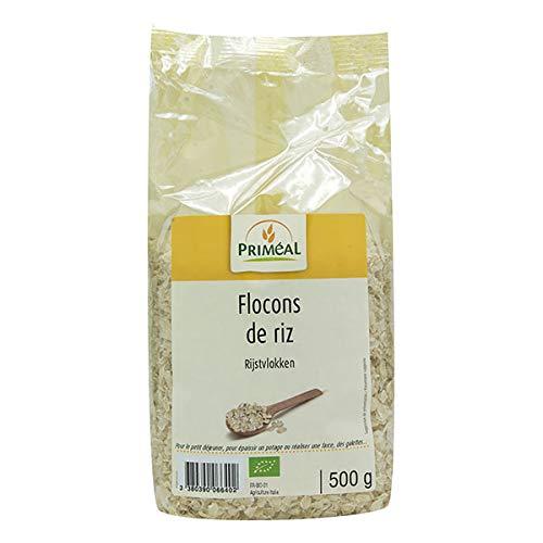 PRIMÉAL - Flocons De Riz 500G