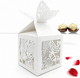 butterfly wedding keepsake box