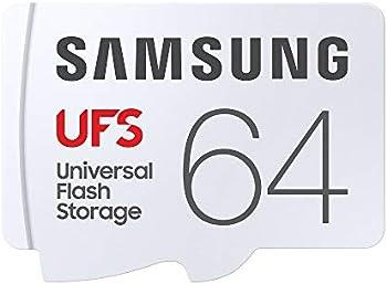 Samsung UFS 64GB 500MB/s 4K UHD Universal Flash Storage