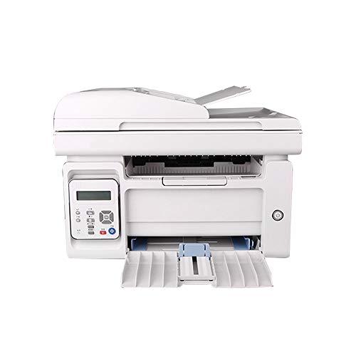 SMGPYDZYP Kopieerapparaat, printer, kopieerapparaat, all-in-one ondersteuning, draadloze mobiele telefoon verbinding, multifunctionele printer