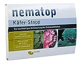 nematop® Käfer-Stopp mit SC Nematoden zur nachhaltigen Bekämpfung des Dickmaulrüsslers - 1 Fangbrett mit 2,5 Mio.