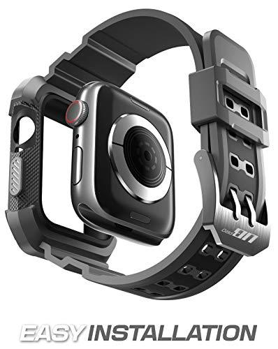 SUPCASEAppleWatchSeries2020SE/6/5/440mmケース保護カバーバンド40mm衝撃吸収アップルウォッチシリーズSE/6対応保護カバー