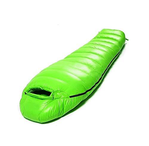 HPPSLT Sac de Couchage Duvet Sac Couchage pour Duvet Adulte, Sac de Couchage de Camping Portable extérieur adulte-1000G Cachemire-6