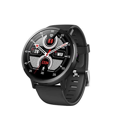 wasserdichte intelligente Uhr Bluetooth GPS 1 + 16G 8-Megapixel-Kamera LEMFO LEM X Smart-Uhr geeignet für Handy 4G WiFi Android 7.1