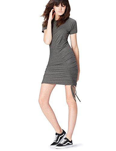 Marca Amazon - find. Vestido Ajustable para Mujer