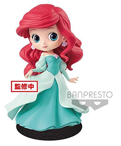 Figurine - Disney - Q Posket Characters - Ariel Princess Dress - 14 cm