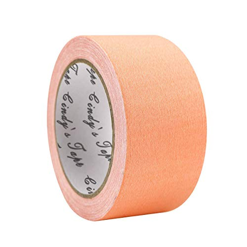 Cindy's Tape New Breast Lift Tape Pink DIY Lift Breast Job for A-E Cup,Chest Supports Tape, Breast Push up,Bra Tape,Medical Grade and Waterproof. Kim K's Trick. Better Than Gaffer Tape (Unisex)