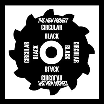 Circular Black