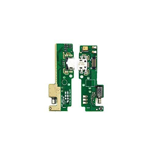 HDHUIXS Compatibilidad Nueva Carga Micro Junta de Conector Dock For Sony Xperia E5 F3311 / Cargador de Puerto Flex Cable F3313 / F3216 USB de reparación de Piezas Profesional