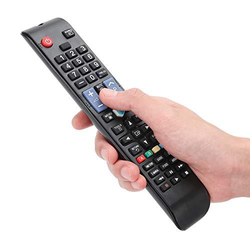 KUIDAMOS Televisión De Repuesto, Televisión LED LCD TV con Control Remoto para Control Remoto para TV