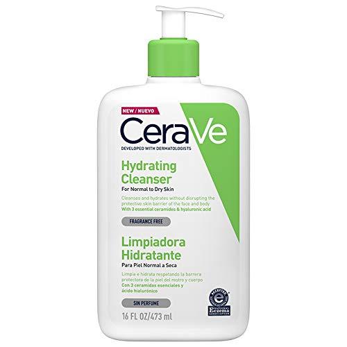Limpiadores Faciales Gel marca CeraVe