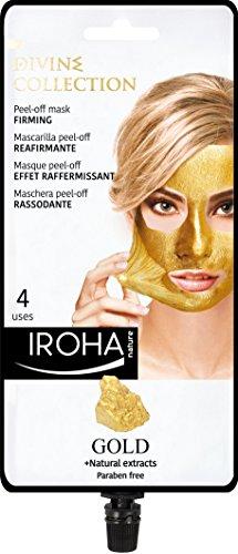 Iroha - Mascarilla hidratante y rejuvenecedora para la cara,  25 ml.