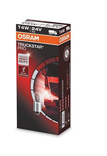Osram 3930TSP Truckstar Pro Innenbeleuchtung T4W, 24V, Faltschachtel, Anzahl 10