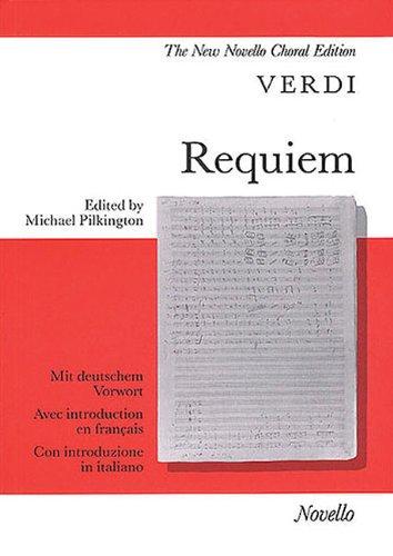 Requiem: Vocal Score