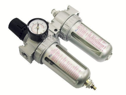 Luchtfilter, regelaar voor compressor en luchtgereedschap AT059