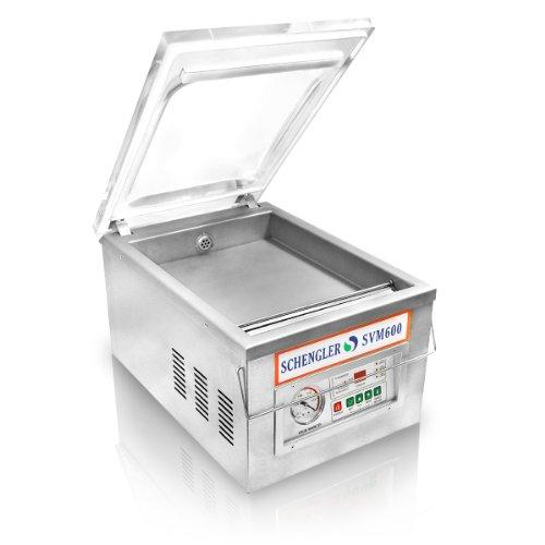 Schengler Vakuum- Verpackungsmaschine SVM-600-6m³/h