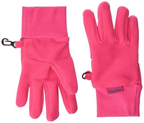 Playshoes Kinder-Unisex Uni Winter-Handschuhe, Pink, 2