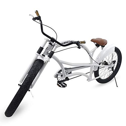 Riscko Bicicleta Beach Bike Bep-20 Blanco