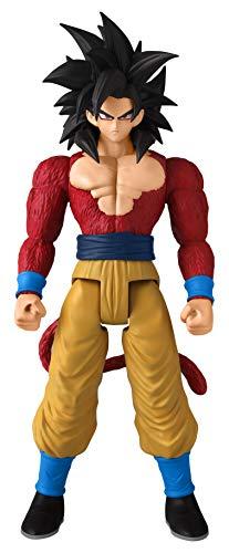 Bandai Dragon Ball Action Figure Gigante Limit Breaker-Super Saiyan 4 Goku-36744, Colore, 36744
