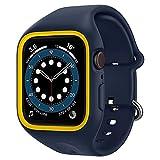 Caseology Nano Pop Compatible avec Apple Watch Coque avec Bracelet pour 40mm Series 6 (2020) Se...