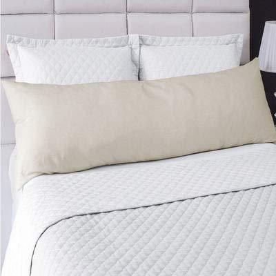 Fronha Para Travesseiro de Corpo Percal 180 Fios - 100% Algodão - Estamparia