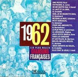 1962 Les Plus Belles Chansons Francaises