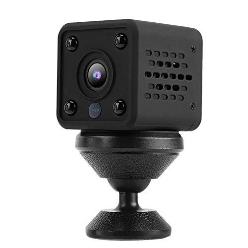 1080P Mini cámara Video Función de Alarma de Empuje Batería de Litio Recargable de 800Mah incorporada Seguridad(Australian regulations)