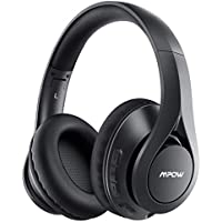 Mpow 059 IPO Bluetooth 5.0 Over-Ear Headphones with Built-in Mic