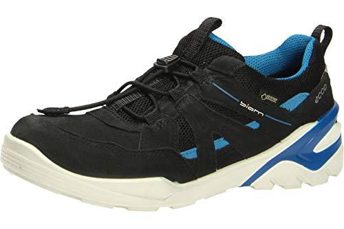 ECCO Jungen Biom Vojage Sneaker, Schwarz (Black 51052), 29 EU